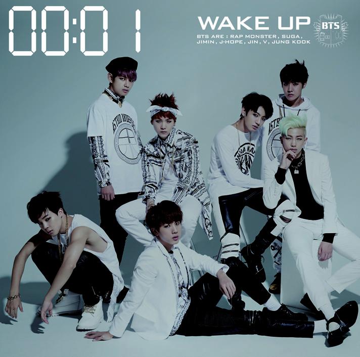 WAKE UP <初回限定盤B>