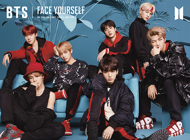 「FACE YOURSELF」<初回限定盤A>