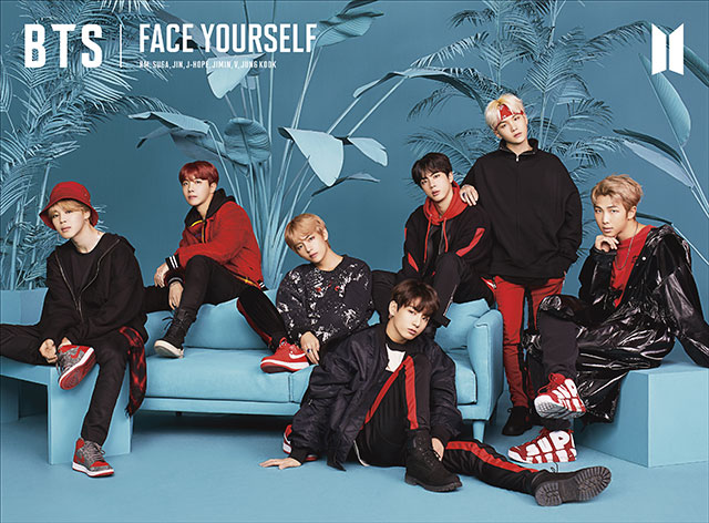 「FACE YOURSELF」<初回限定盤C>
