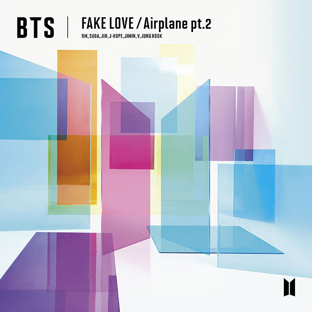 「FAKE LOVE/Airplane pt.2」<通常盤>