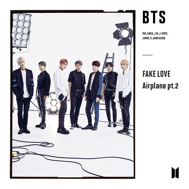 「FAKE LOVE/Airplane pt.2」<初回限定盤B>
