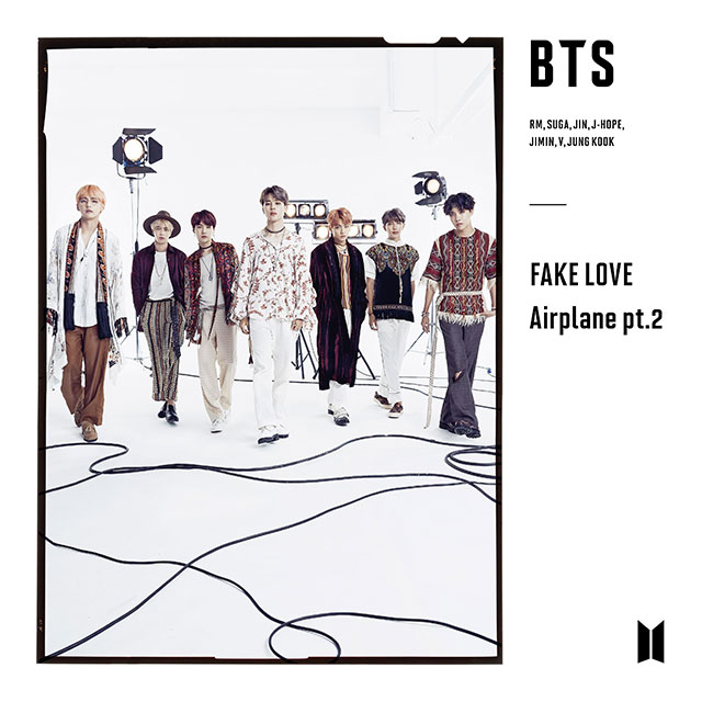 「FAKE LOVE/Airplane pt.2」<初回限定盤C>