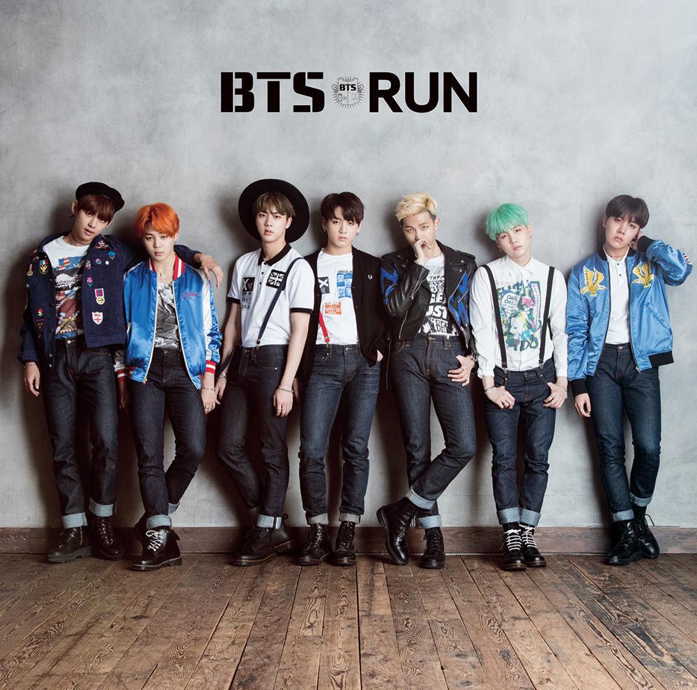 RUN-Japanese Ver.- <Loppi・HMV限定盤(※数量限定商品)>
