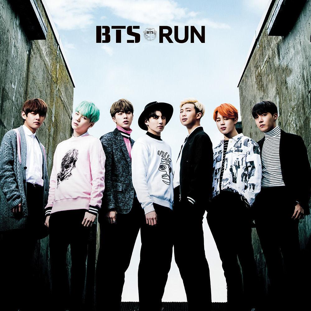 RUN-Japanese Ver.- <防弾少年団SHOP盤>