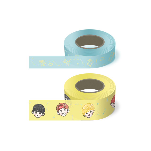 BTS JAPAN OFFICIAL FANMEETING VOL.4 ~Happy Ever After~ MASKING TAPE SET